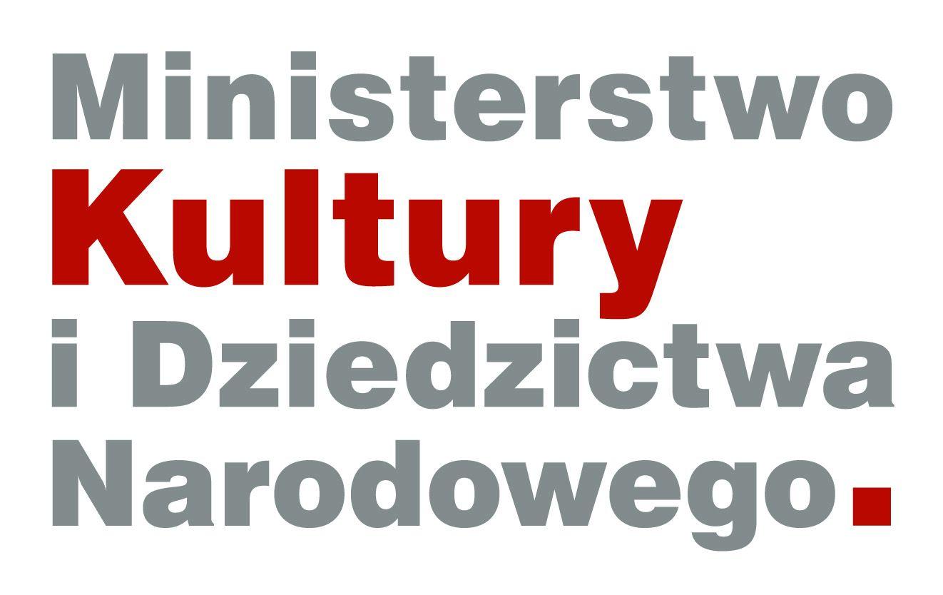 Projekt Ministerstwa Kultury i Dziedzictwa Narodowego
