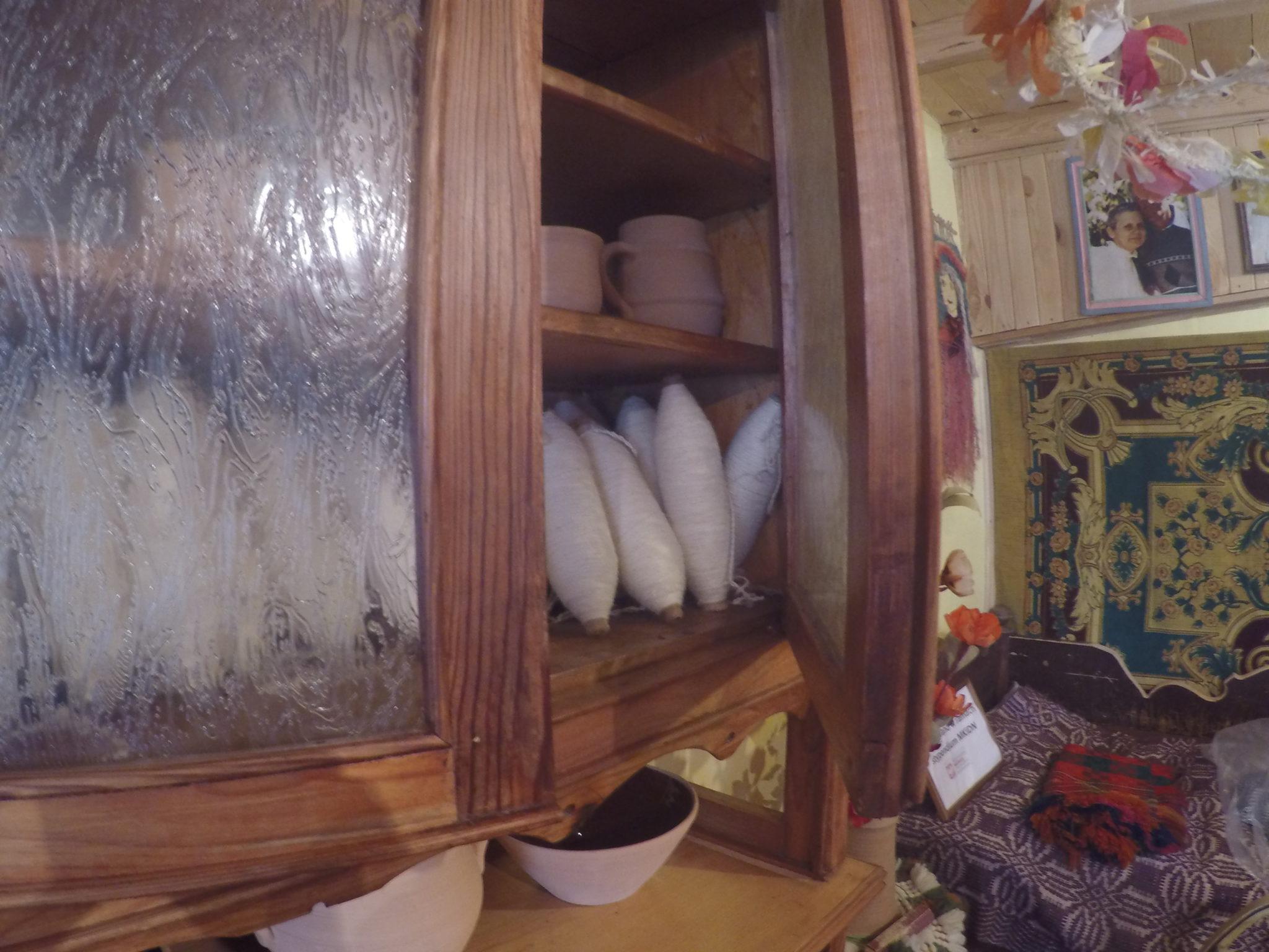 Zajęcia Tkackie dziedzictwo. Przekazywanie wiedzy i tradycji tkackiej