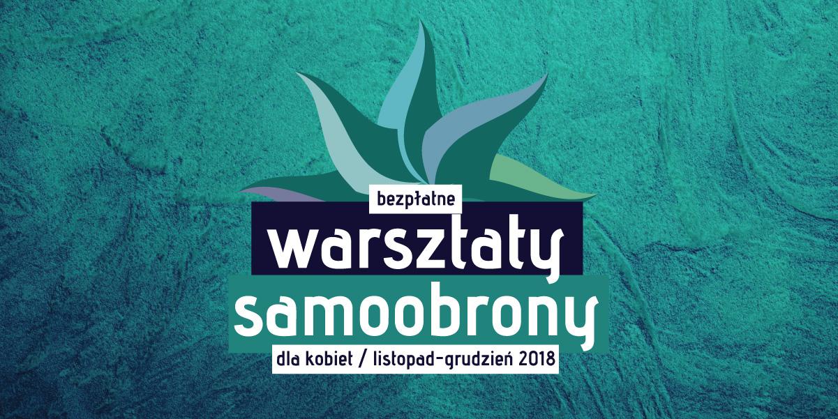 Listopad i grudzień z samoobroną- REKRUTACJA I ZAPISY
