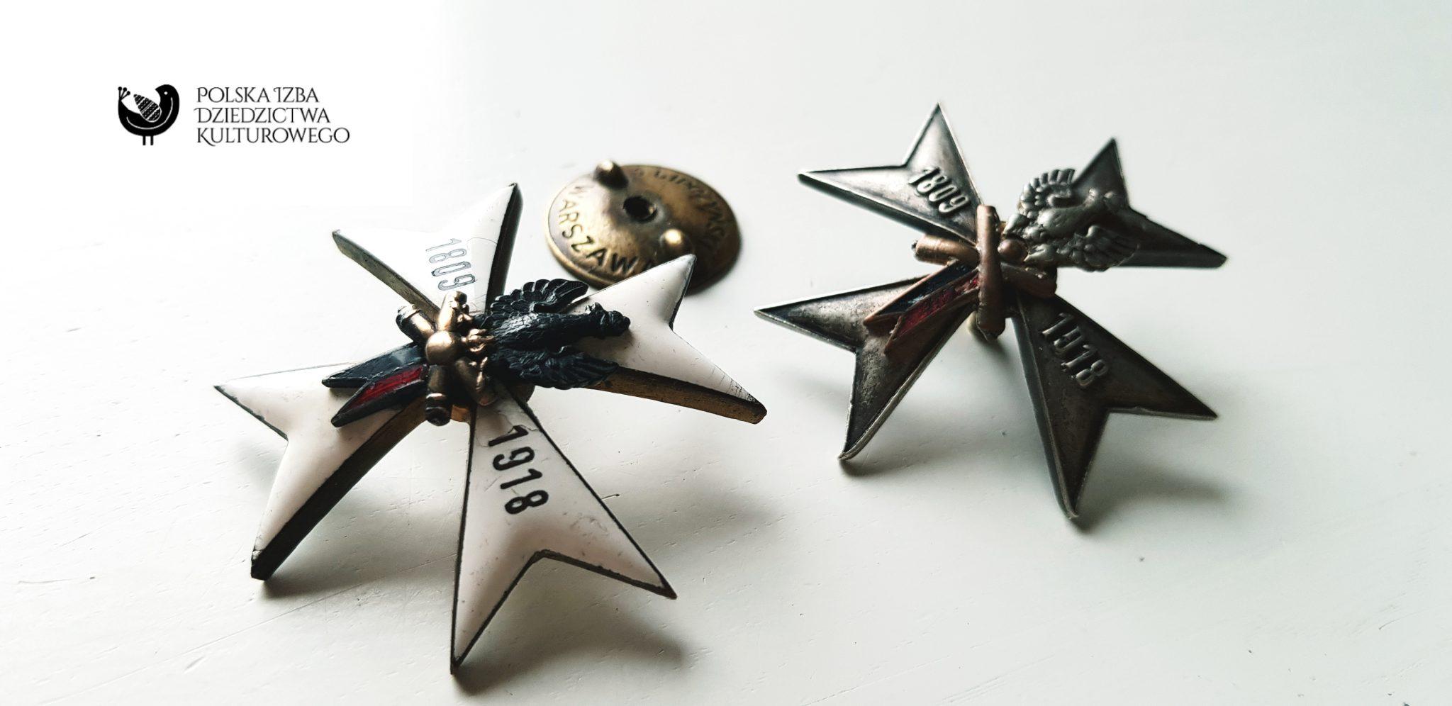 Odznaki Dywizjonów Artylerii Konnej